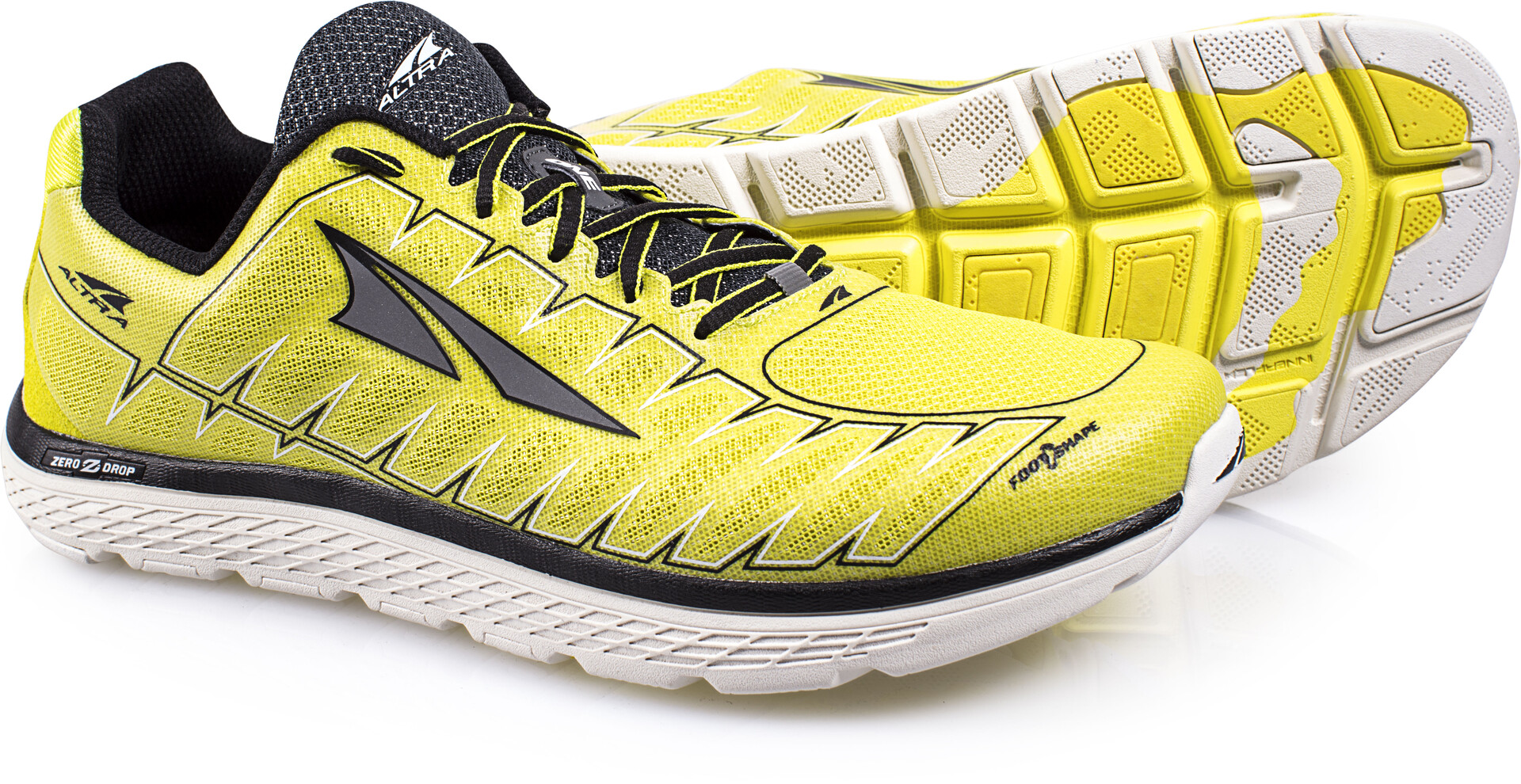 Running Jaune Boutique Altra V3 De Homme Vélos Chaussures One kNPXn0O8w